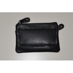 402/60 Kožená klíčenka/peněženka