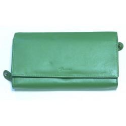 Kožená dlouhá peněženka 40910