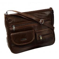 963 Kožená kabelka (Patchwork kůže)