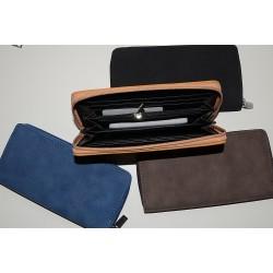 30570 Zipová dámská koženková peněženka