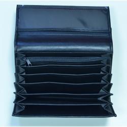 Číšnická peněženka jednozipová 0502