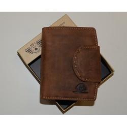 1791-25 Kožená peněženka uni Greenburry