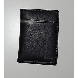 60335 Bezpečnostní vizitkář, pouzdro na karty, kůže