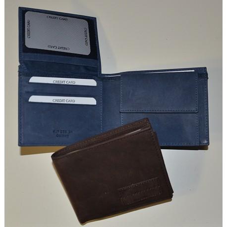 80102 Pánská kožená peněženka