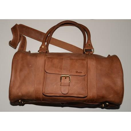 4042 Kožená cestovní taška