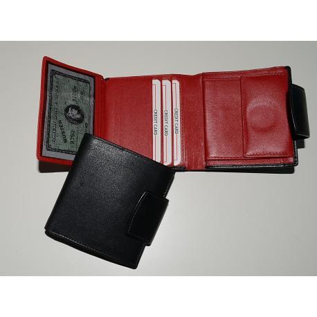 1204 Dámská malá kožená peněženka