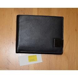 37054 Pánská kožená peněženka s kovem