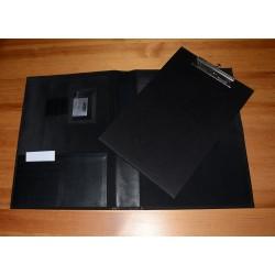 4617 Kožené desky s nylonem