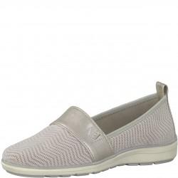 8-24609-20 Dámská kožená obuv JANA