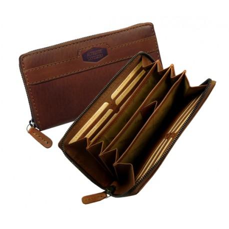 1685 Dámská zipová peněženka LandLeder