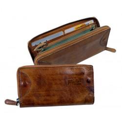 1512  Dámská zipová peněženka LandLeder