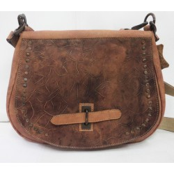 1608 Kožená kabelka LandLeder