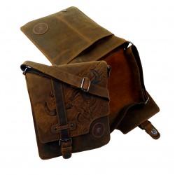 1725-25 Brašna kožená LandLeder