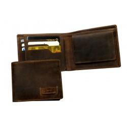 1039-25 Peněženka kožená LandLeder