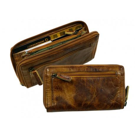308-24 Peněženka zipová LandLeder