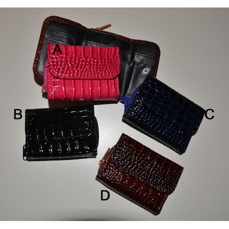 30070 malá koženková peněženka