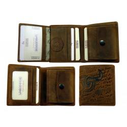 1733-25 peněženka Bull and Snake LandLeder