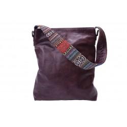 1100-25 Kožená kabelka LandLeder
