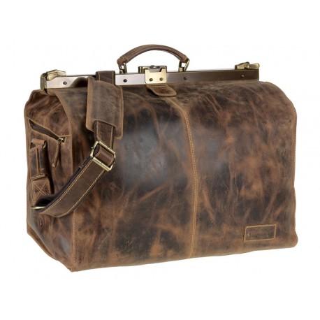 1640-25 Rámová cestovní taška Greenburry