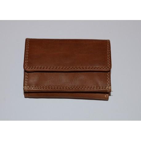 787 Kožená malá dámská peněženka talacko