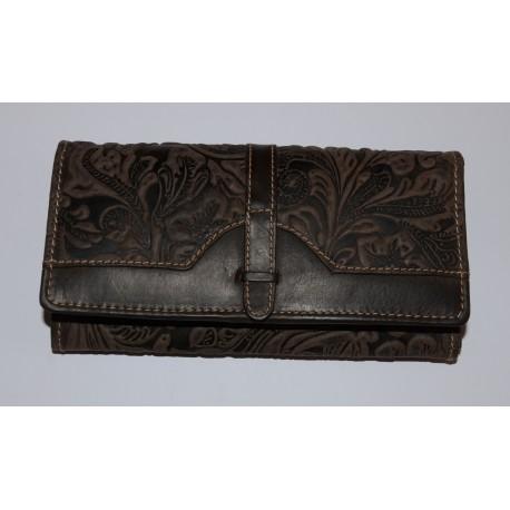 1854 Dámská kožená peněženka talacko