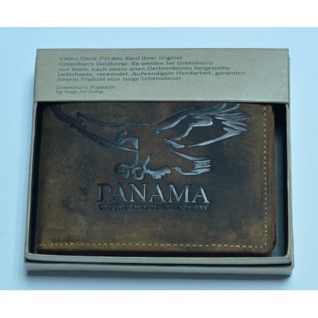 Pánská kožená peněženka 2796E
