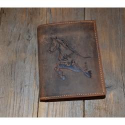 Pánská kožená peněženka 1701