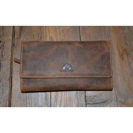 1817-25 Kožená peněženka Greenburry