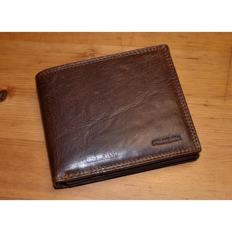 304 Pánská kožená peněženka s RFID