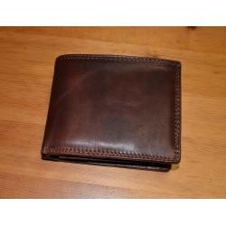 305/40 Pánská celokožená peněženka s RFID