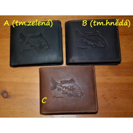 Pánská kožená peněženka 12005