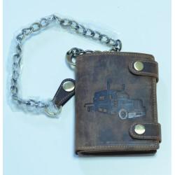 Pánská kožená peněženka 1796A