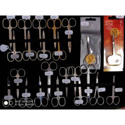 nůžky nehtové a záděrkové souhrn VO