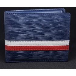 04 Pánská kožená peněženka