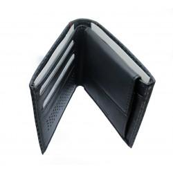 """005-60 Pánská peněženka úzká """"carbon"""""""