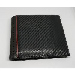 """4501-60 Pánská kožená peněženka  """"carbon"""""""