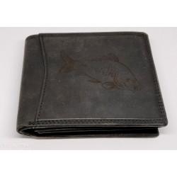 5600K Pánská kožená peněženka s kaprem