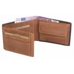 Pánská kožená peněženka 38042