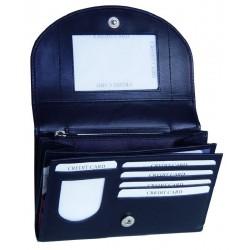 Dámská kožená peněženka 942