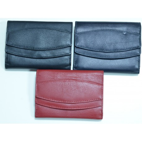 Dámská kožená peněženka 2559