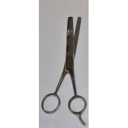 Nůžky effilační nerez 11387
