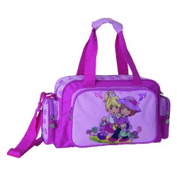 Dívčí sportovně-cestovní taška 1302D