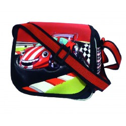 Chlapecká taška s motivem  Auto 1703K