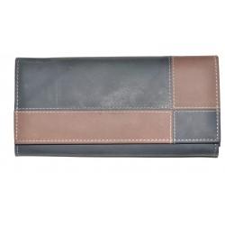 Dámská kožená peněženka 3101