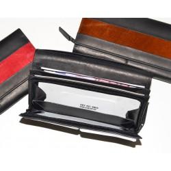 Dámská kožená peněženka 8055