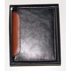 Pánská kožená peněženka 9649