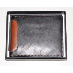Pánská kožená peněženka 9654