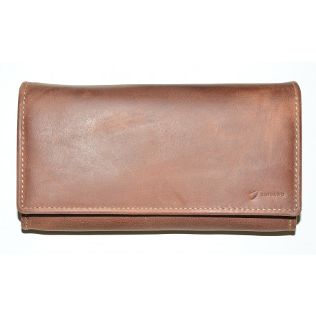 Dámská kožená peněženka 1257 (12026)