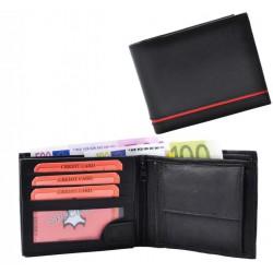 Pánská kožená peněženka 120A