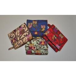 1496 textilní peněženka